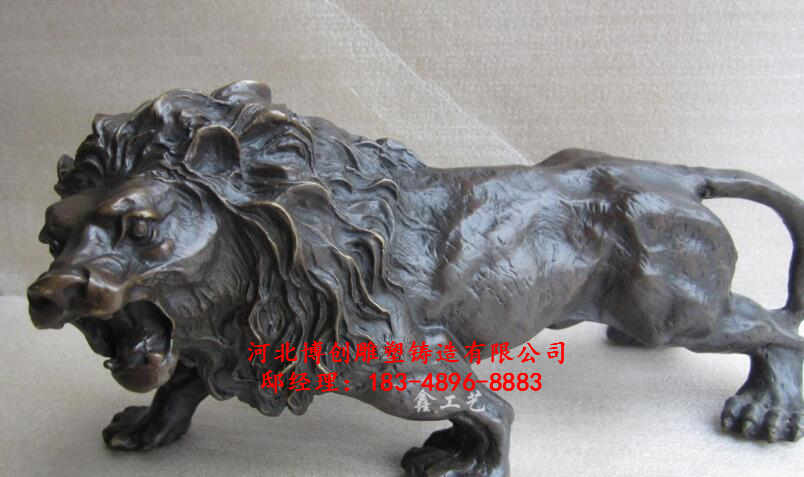 铜雕狮子厂